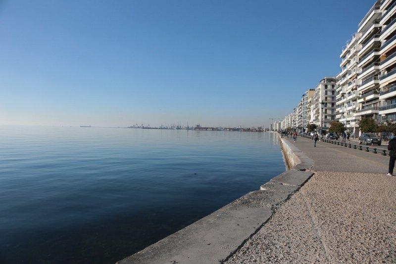 Grecja saloniki Thessaloniki Suburban